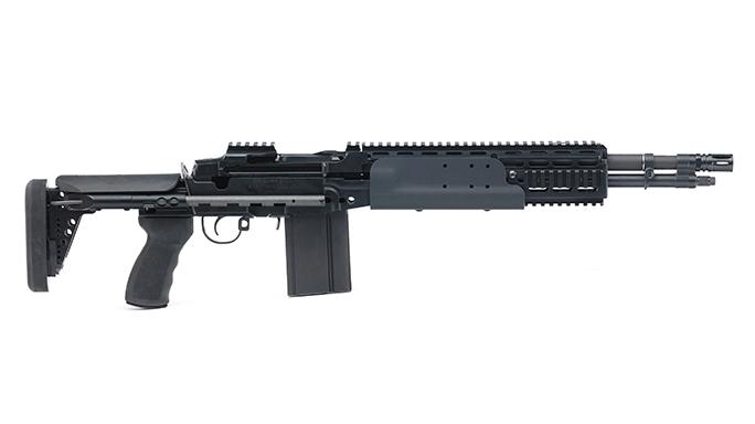 SHOT Show 2016 rifles Bula Defense XM21