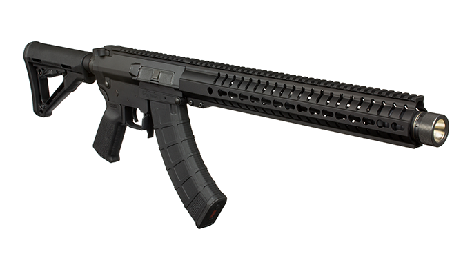 SHOT Show 2016 rifles CMMG Mk47 AKS13