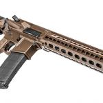 SHOT Show 2016 rifles Daniel Defense DDM4 ISR