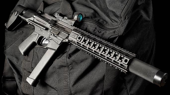SHOT Show 2016 rifles Desert Design & Development D3-9SD