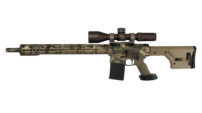 SHOT Show 2016 rifles DEZ Tactical USAR10-20