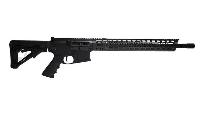 SHOT Show 2016 rifles Trojan Firearms MVP2