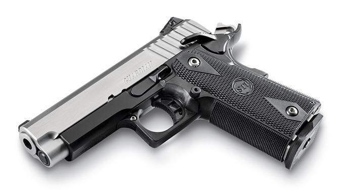 STI Guardian 2011 DS 9mm Pistol