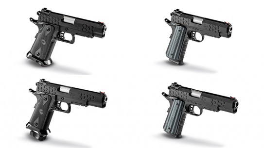 STI HEX Tactical Pistol line 2016