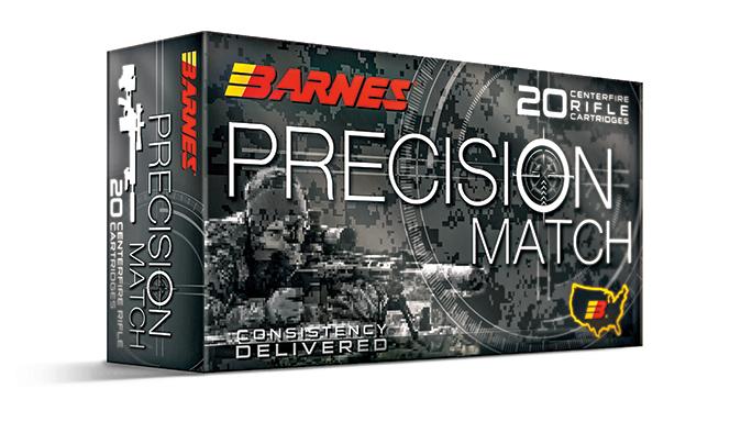Barnes Precision Match 2016
