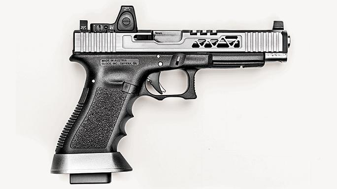 GlockStore G34 GSPC Signature Series Pistol solo