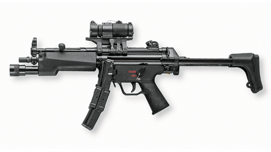 HK MP5 Special Weapons 2016