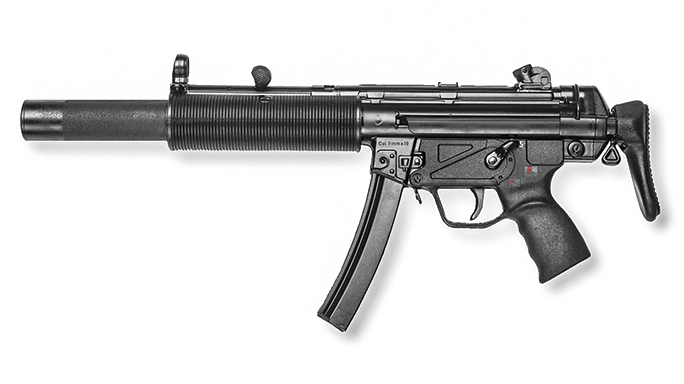 HK MP5SD Special Weapons 2016