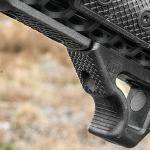 SW 2016 Gun Test LWRCI IC-DI hand stop