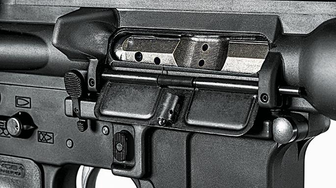 SW 2016 Gun Test LWRCI IC-DI upper