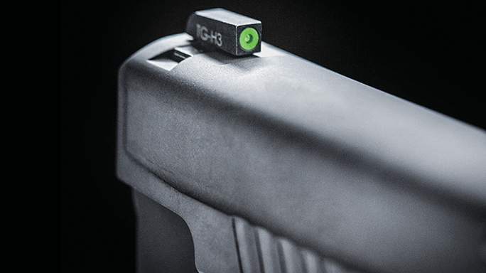 Special Weapons 2016 Sig Sauer Legion Series front sight