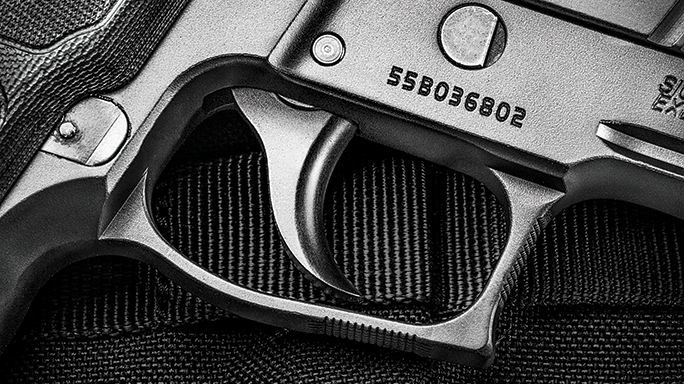 Special Weapons 2016 Sig Sauer Legion Series trigger