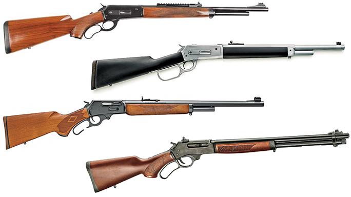 Top 9 Big-Bore Lever-Action Rifles 2016