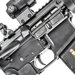 Rock River Arms NSP CAR Rifle test controls