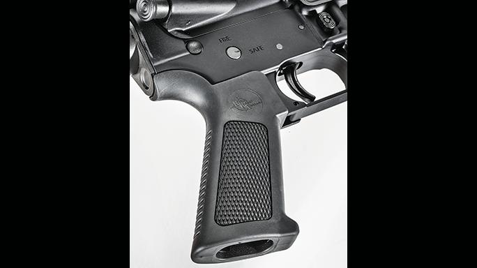 Rock River Arms NSP CAR Rifle test grip