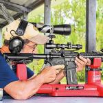 Rock River Arms NSP CAR Rifle test range
