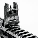 Rock River Arms NSP CAR Rifle test sight