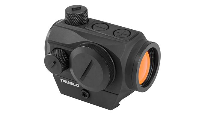 Truglo Tru-Tec 20mm Compact Tactical Red-Dot Sight