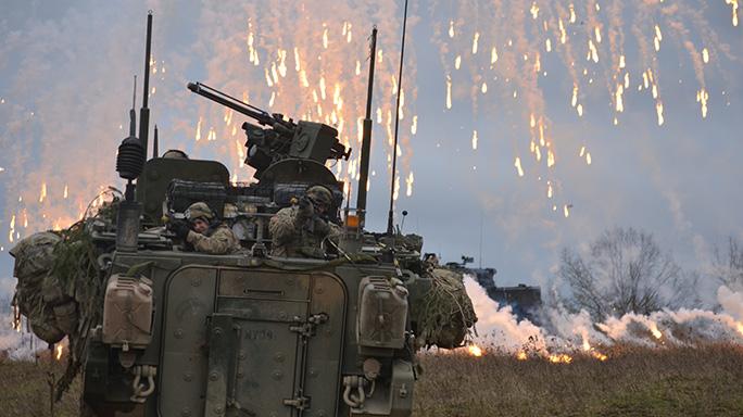 Army Budget Asymmetric Threats 2016