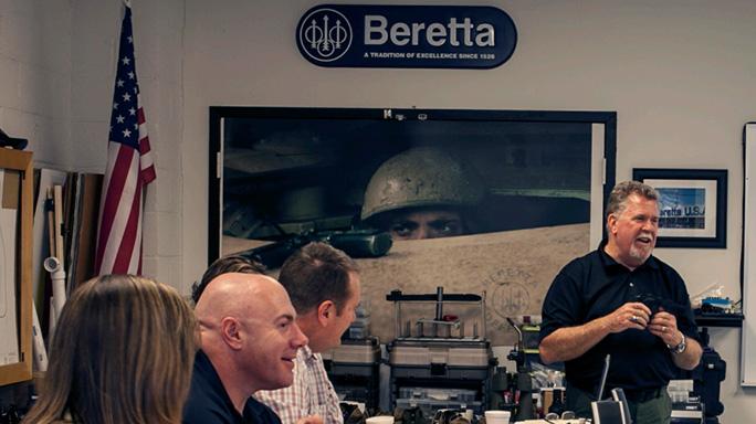 Beretta Armorer Training Courses 2016