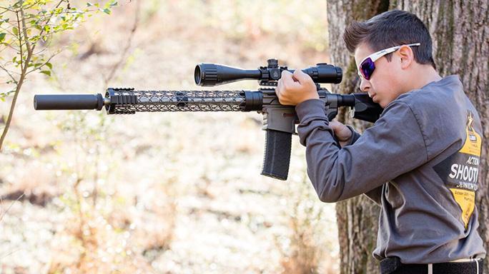 Brigand Arms Carbon Fiber Handguards AR-15 field