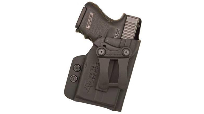 Comp-Tac Infidel Max holster with Light Streamlight TLR-6