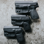 DSG Arms CDC Holster Lineup stack