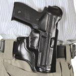DeSantis Gunhide T-Gat Slide holster lead