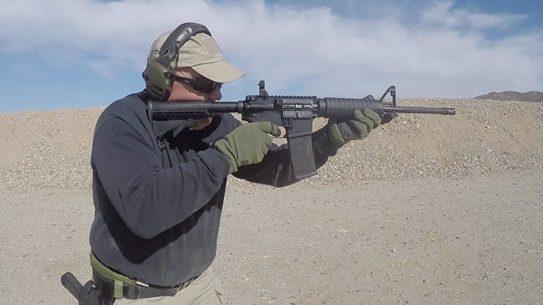Del-Ton Echo 316M Rifle exclusive video