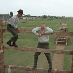Full Metal Jacket R. Lee Ermey Gunnery Sergeant Hartman obstacle course