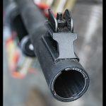 Gun Test Benelli M2 12-gauge shotgun front sight