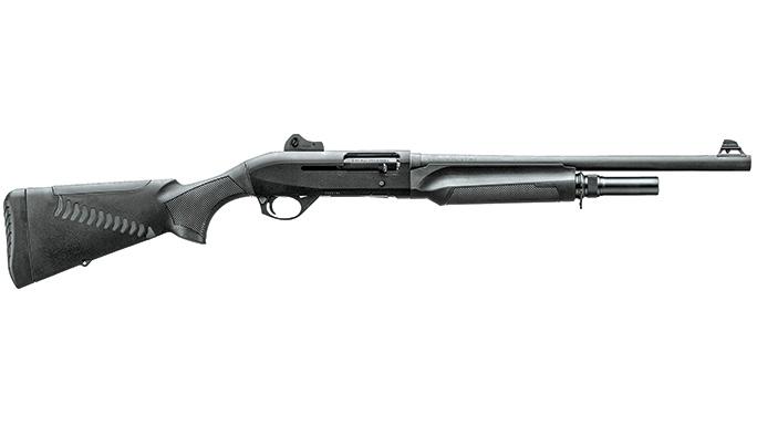 Gun Test Benelli M2 12-gauge shotgun solo