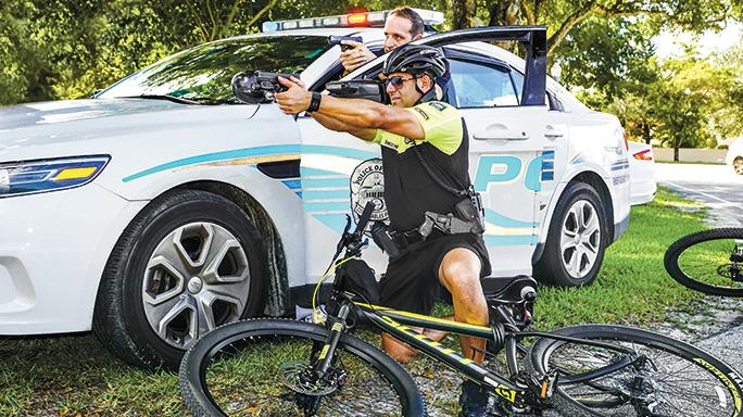 Coral Gables Bicycle Patrol lead