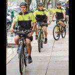 Coral Gables Bicycle Patrol street