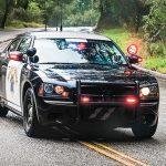 Law Enforcement Driving Tactics cruiser