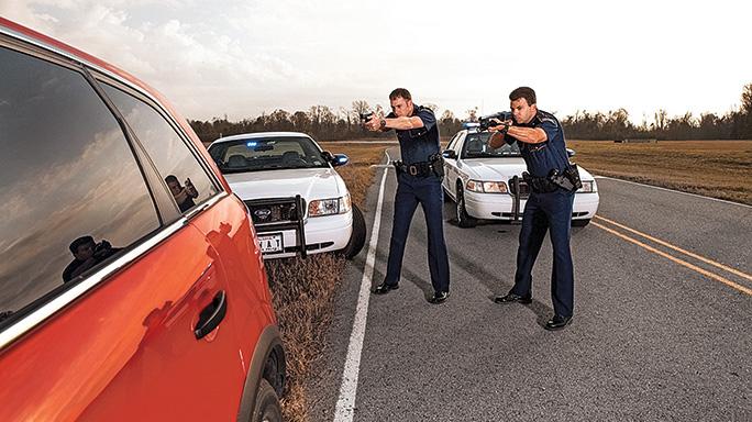 Law Enforcement Driving Tactics lead