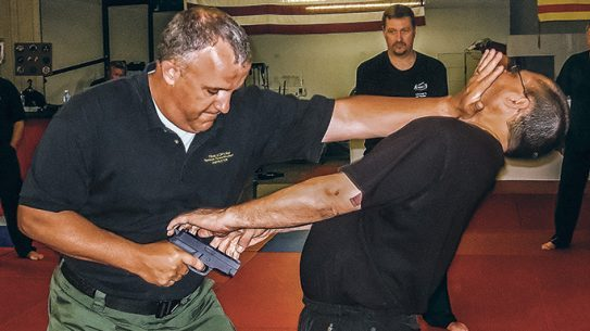 Expert Hand To Hand Combat Tips gun
