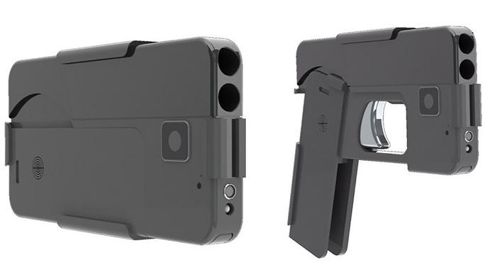 Ideal Conceal Cell Phone Gun