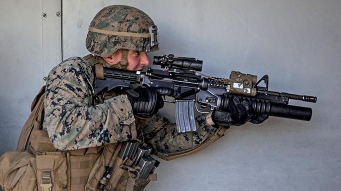 Urban Leaders Course 1st Marine Division Schools 2016