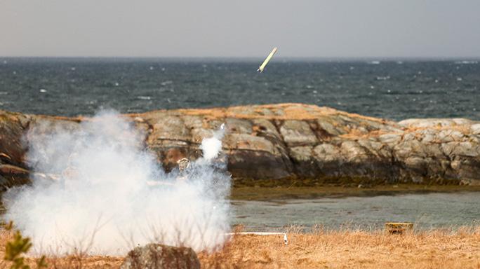 US Marines Norwegian Stinger missile 2016