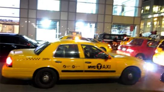 NYPD Cop Cabs Report