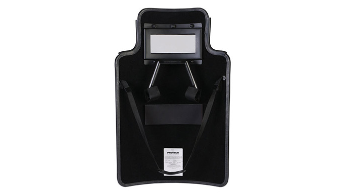 Protech Tactical Entry 1 First Responder Ballistic Shield handles