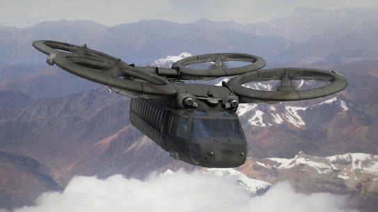 U.S. Army Rotorcraft 2016