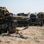 Exercise Ssang Yong 2016 Marines aim