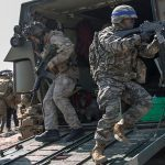 Exercise Ssang Yong 2016 Marines deployment