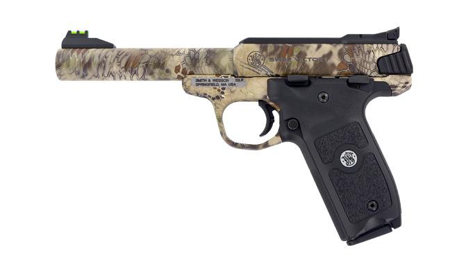 Smith & Wesson SW22 Victory Kryptek Highlander