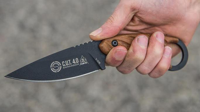TOPS Knives CUT 40 field
