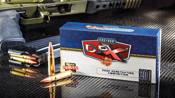 7.62x39mm ammo CorBon DPX