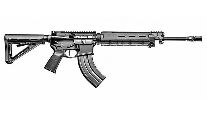 AK AR Rifles POF-USA Puritan