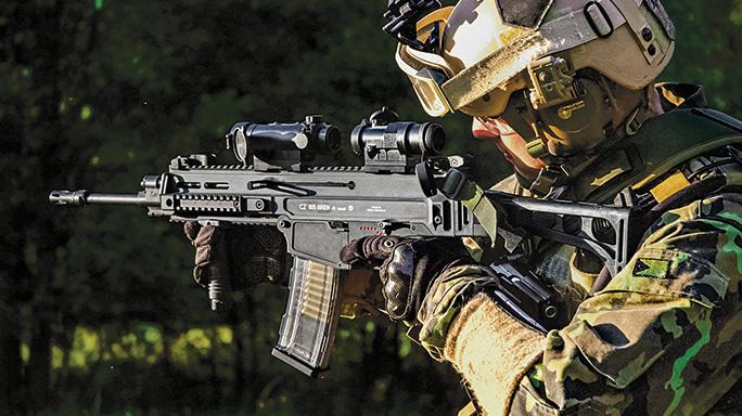 CZ-USA 805 BREN S1 Pistol A2